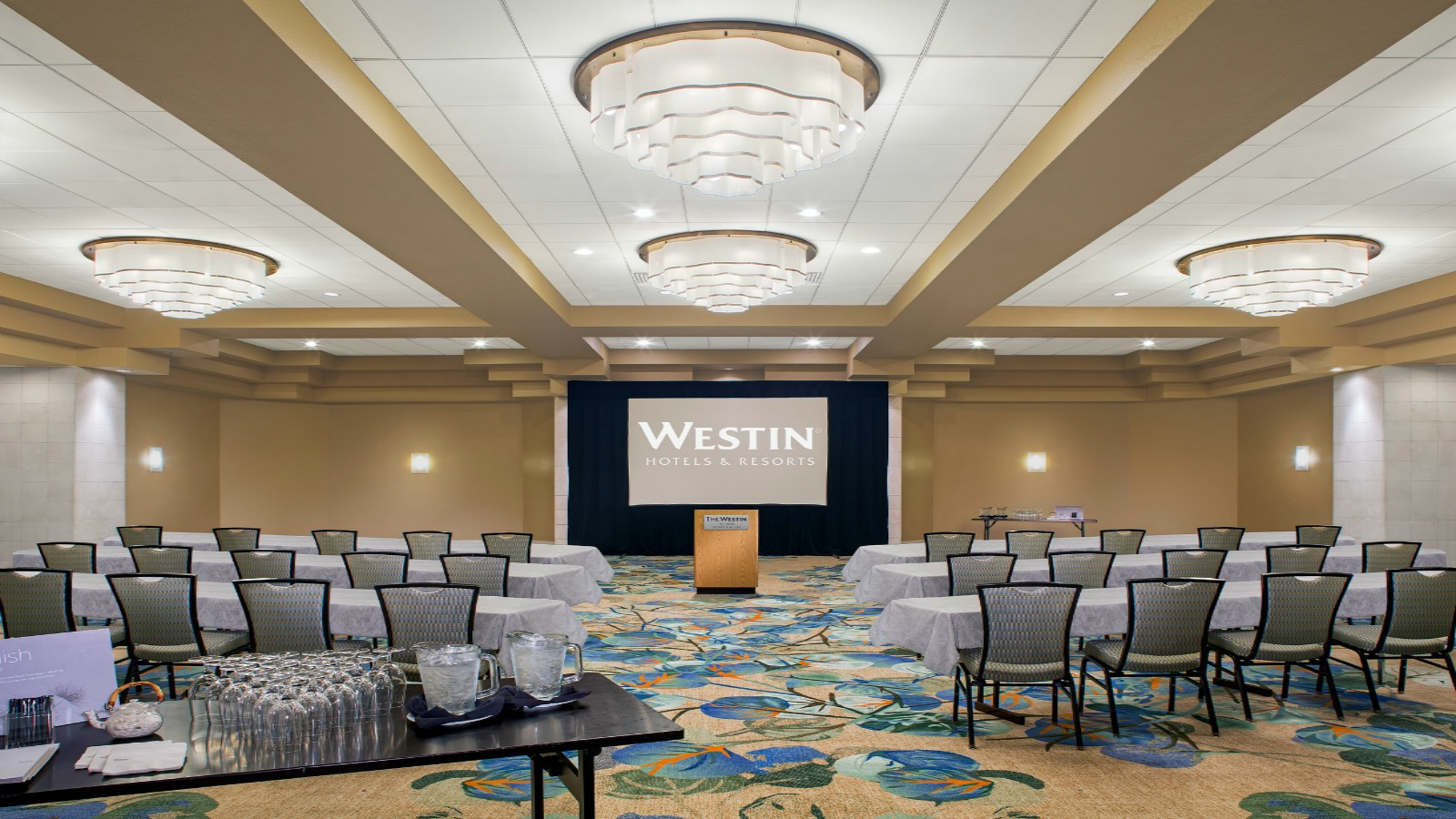 Westin St. John - Great Cruz Ballroom